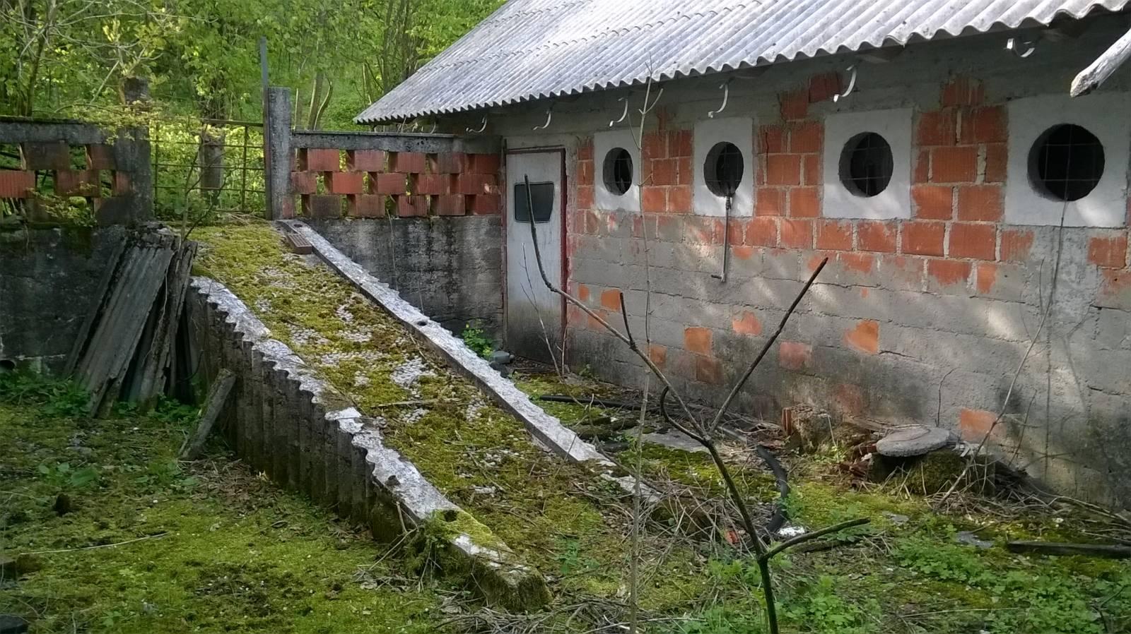 Gorski kotar, Vrbovsko, farma