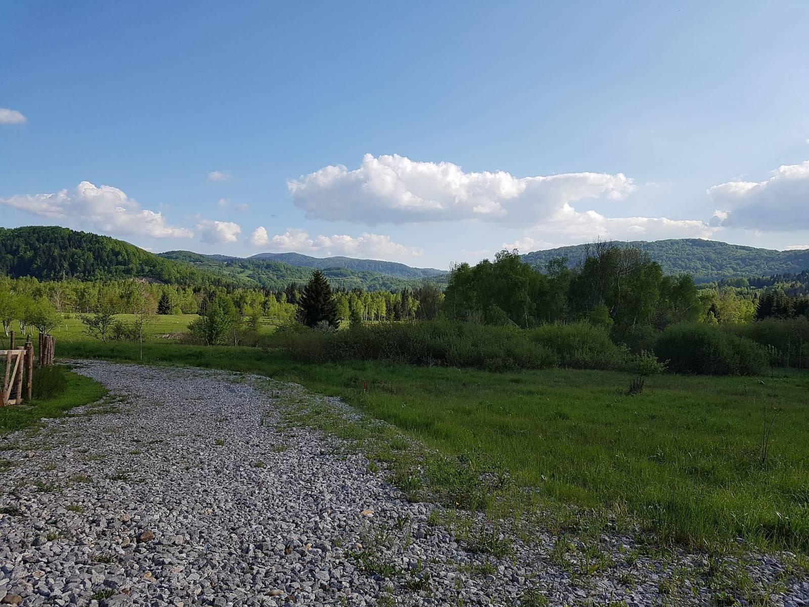 Gorski kotar, građevinsko zemljište PRILIKA!