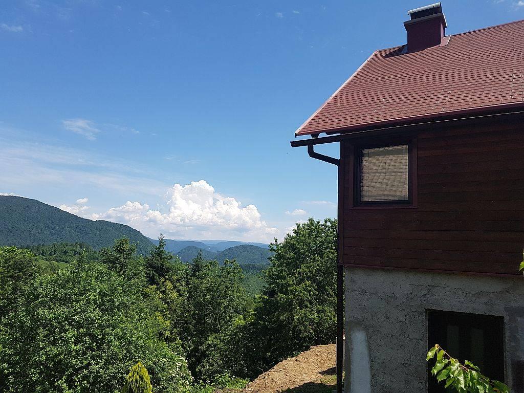 Gorski kotar, vikend kuća