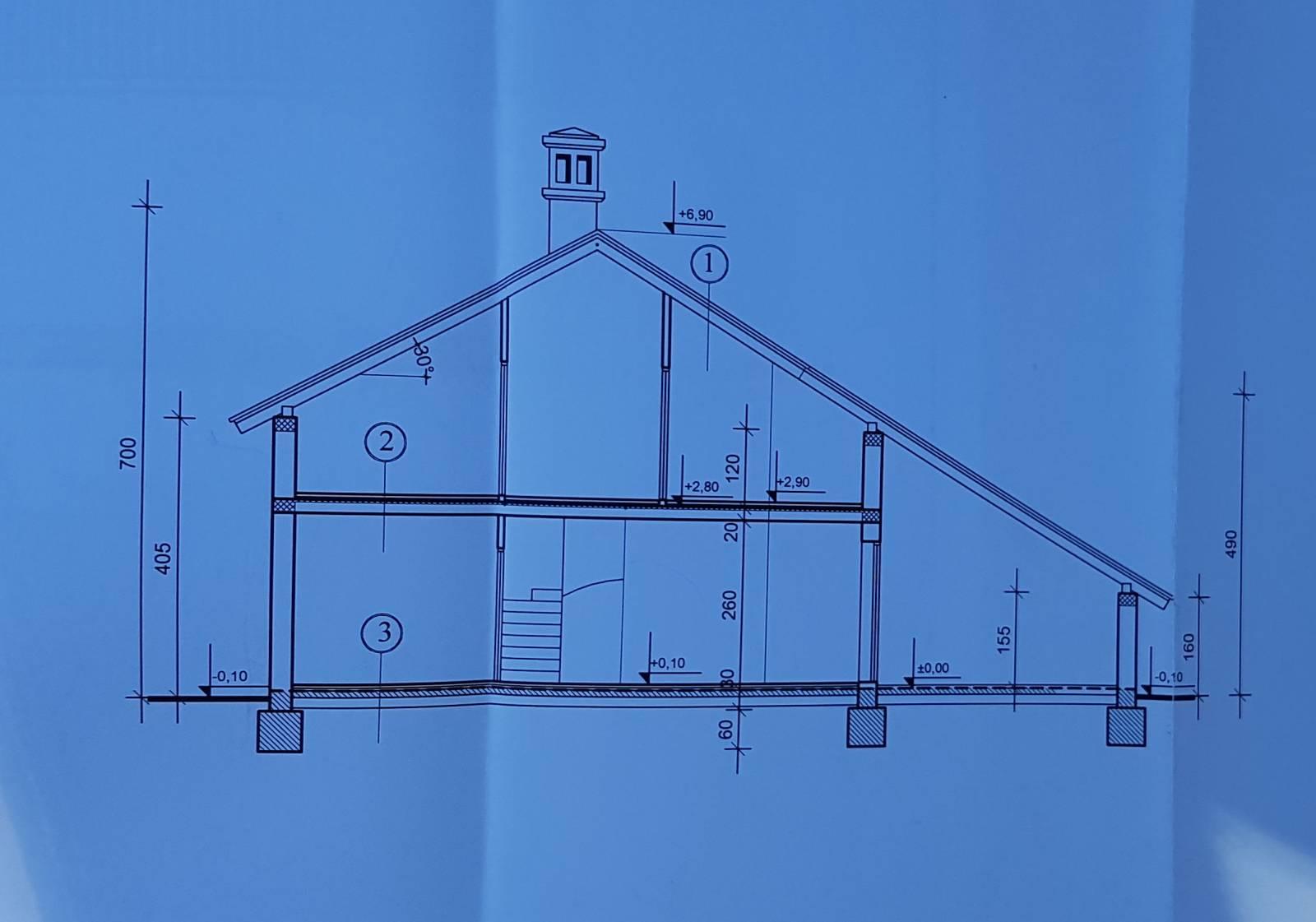 Gorski kotar, Fužine, 3 terena sa započetom gradnjom