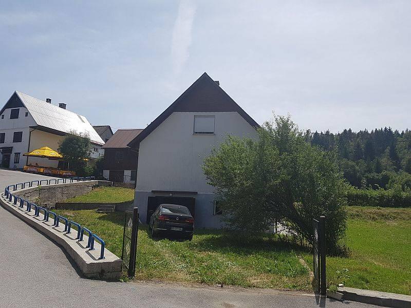 Gorski kotar, Tršće kuća