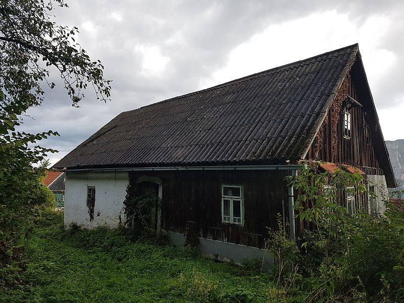 Gorski kotar, Kupska dolina, starija kuća