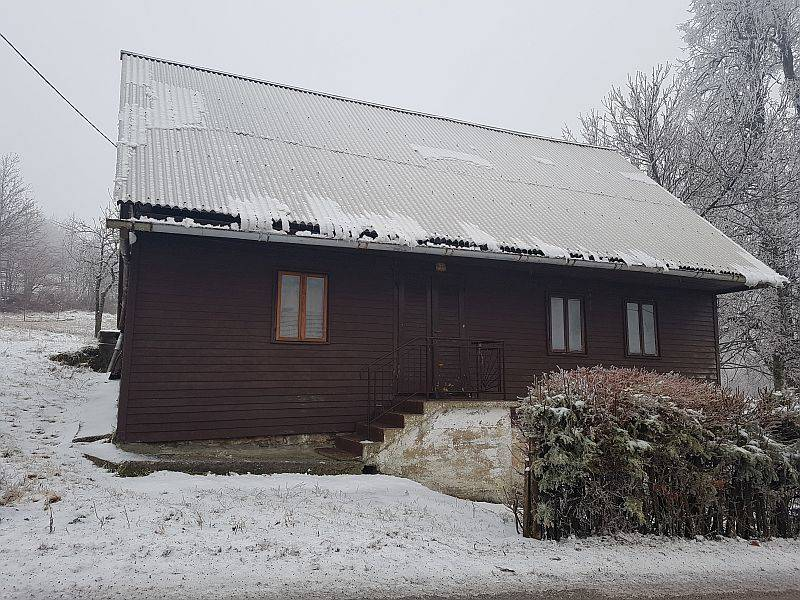 Gorski kotar, Stari Laz, kuća prodaja