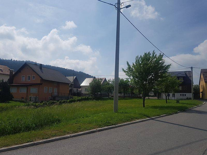 Gorski kotar, Ravna Gora građevinsko zemljište