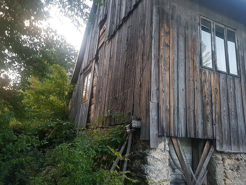 Gorski kotar, starija kuća