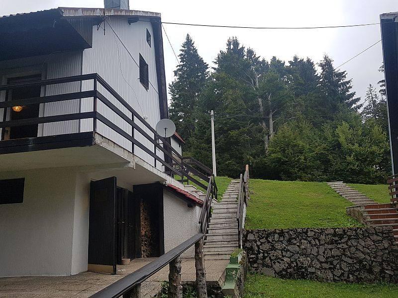 Hütte Brestova Draga, Mrkopalj, 95m2