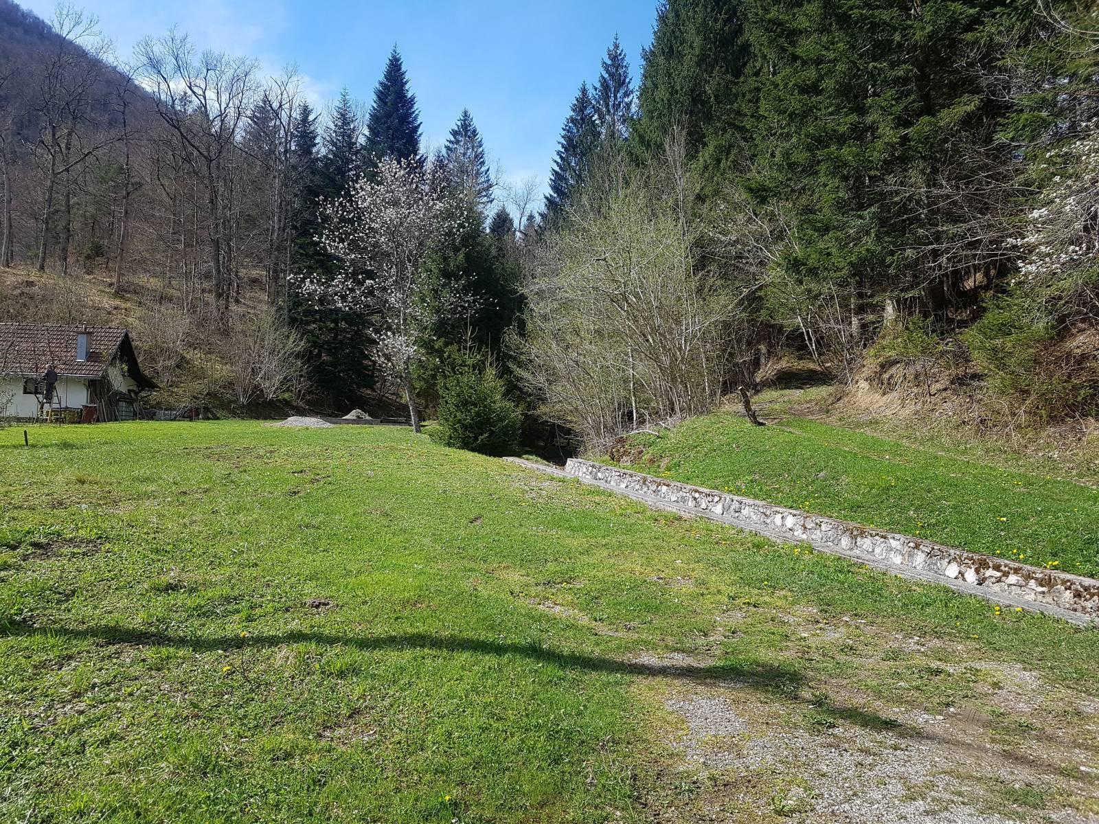 Grundstück Ševalj, Delnice, 708m2