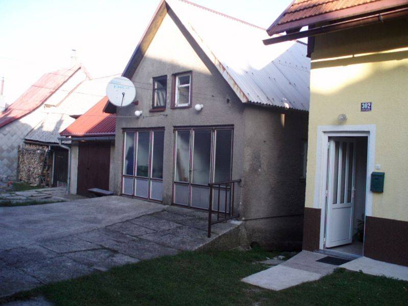 Gorski kotar, kuća Delnice