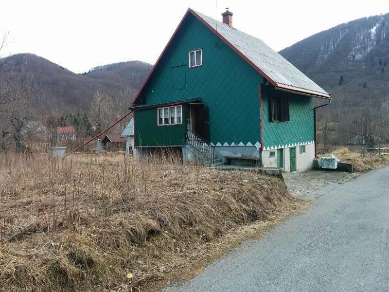 Gorski kotar, Mrkopaljski kraj, starija kuća