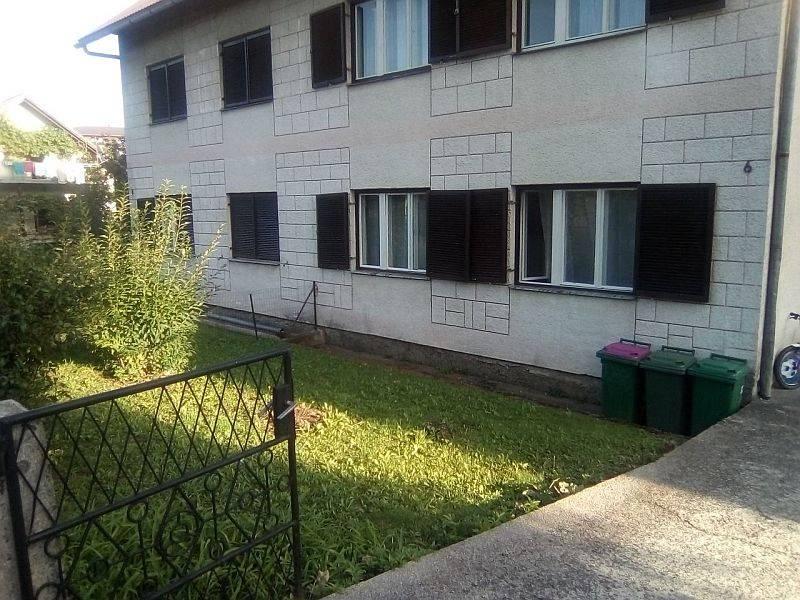 Gorski kotar, Vrbovsko, renovirana kuća u centru