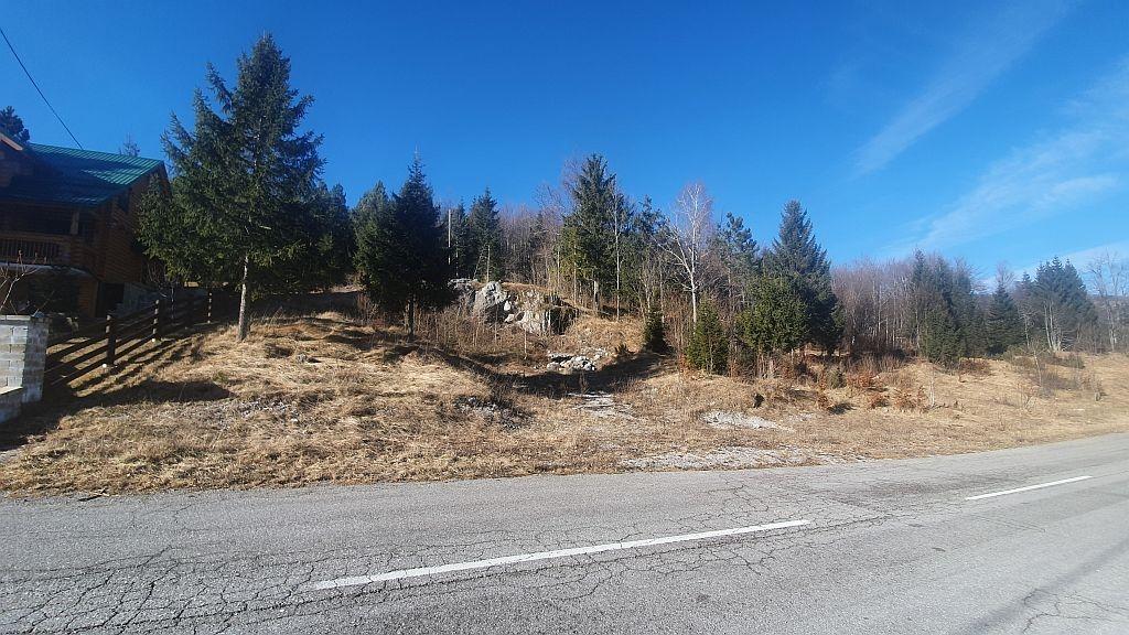 Gorski kotar, Stari Laz, građevinsko zemljište prodaja