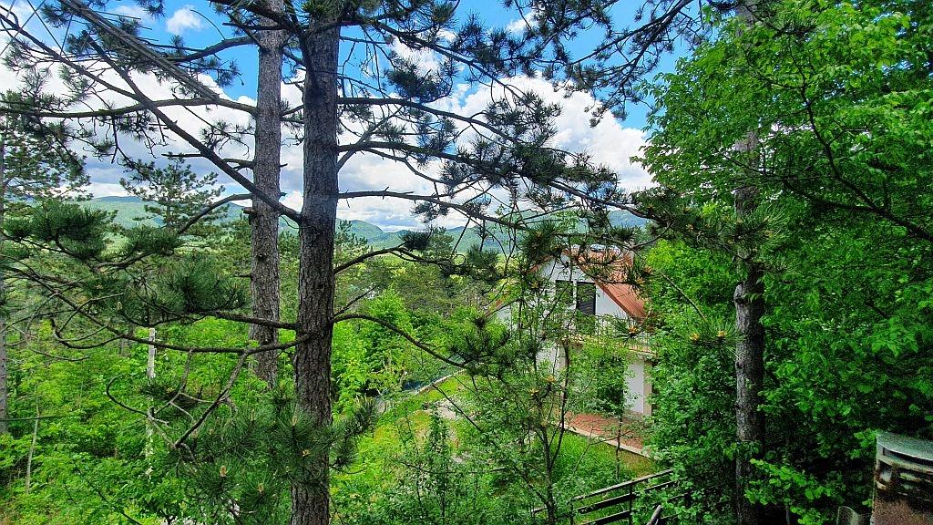 Gorski kotar, Lič, vikend kuća