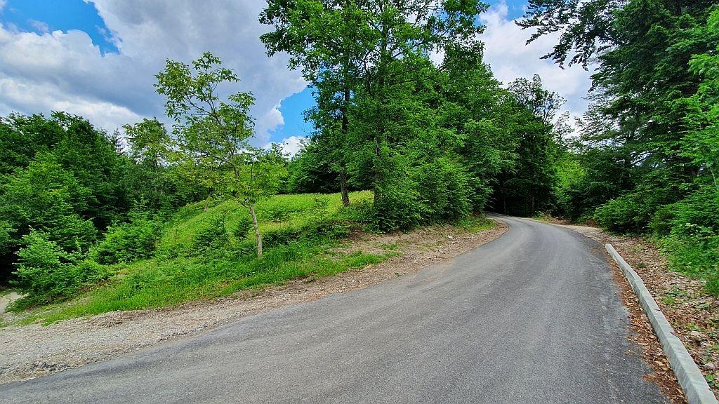 Gorski kotar, zemljište u malom selu