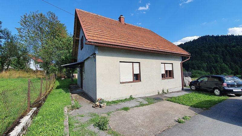 Gorski kotar, Ravna Gora, kuća prodaja