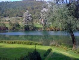 Gorski kotar okolica Vrbovskog, nova vikendica na