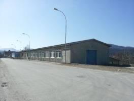 Poslovni prostor: Ravna Gora, skladišni/radiona, 1000 m2