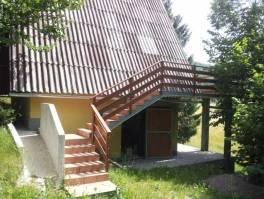 Gorski kotar, nova vikend kuća