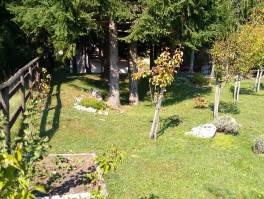Gorski kotar, Mrkopalj, nova vikend kuća