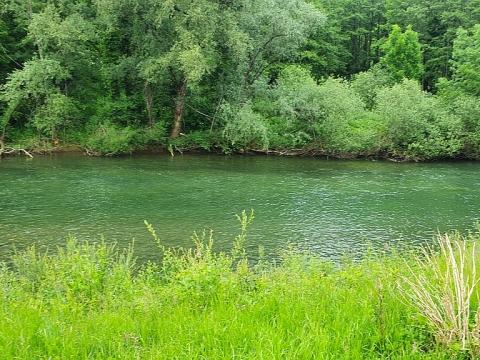 Gorski kotar, Kupska dolina, zemljište do same rijeke Kupe