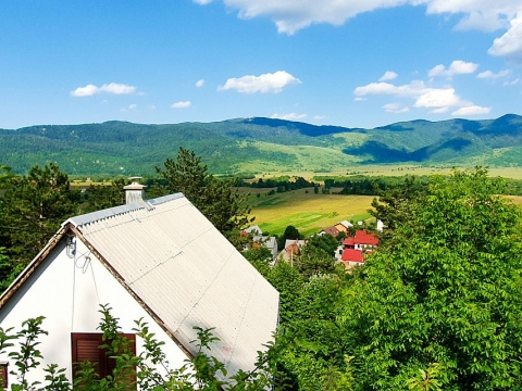 Gorski kotar, Fužinarski kraj, Lič, vikend kuća