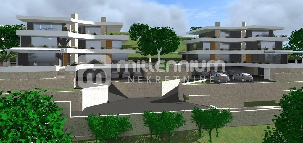 Rijeka, Bivio, 2.080m2, građevinsko zemljište za 2 zgrade
