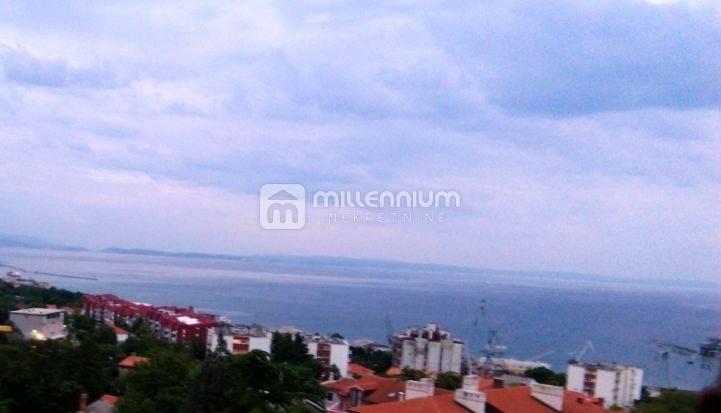 Rijeka, Donji Zamet, dvosobni stan, odlična ulica