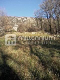 Bribir, građevinsko zemljište od 1155m2