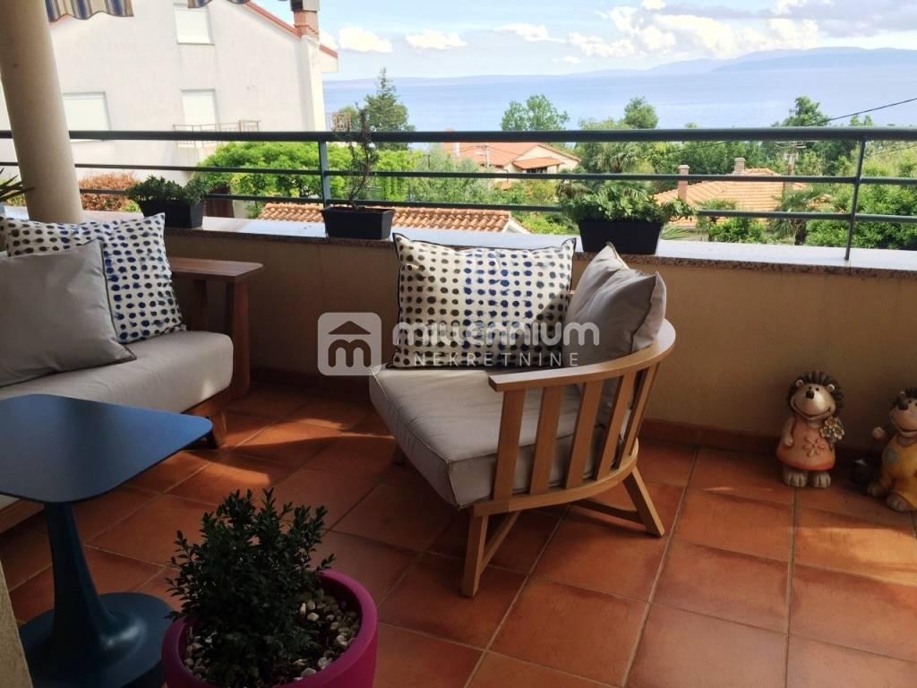 Rijeka, Marčeljeva Draga, 105m2, namješten luksuzan stan