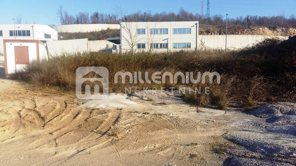 Matulji, teren poslovno industrijske namjene, 562m2