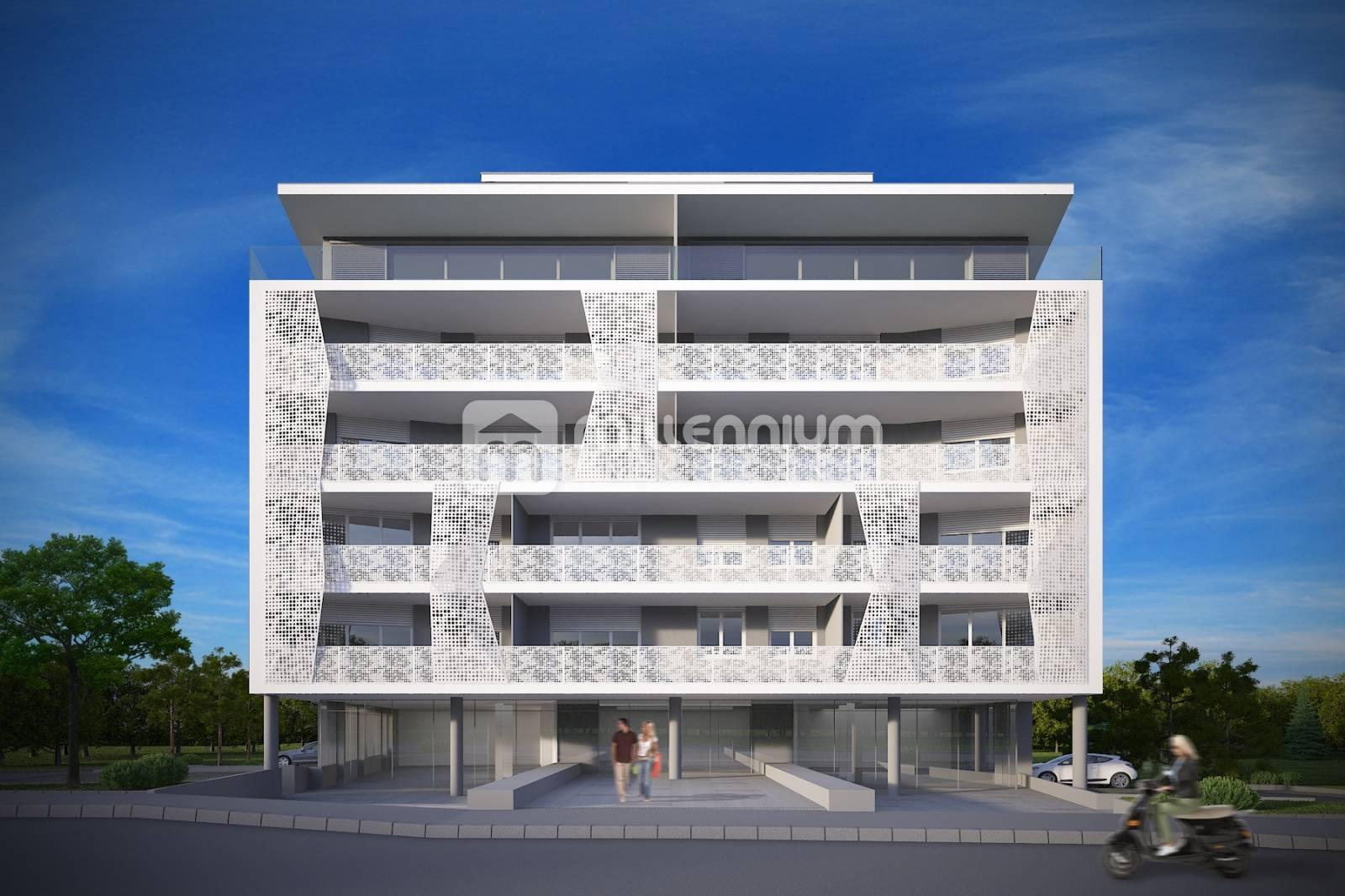 Rijeka, Trsat, visokokvalitetna poslovno-stambena zgrada