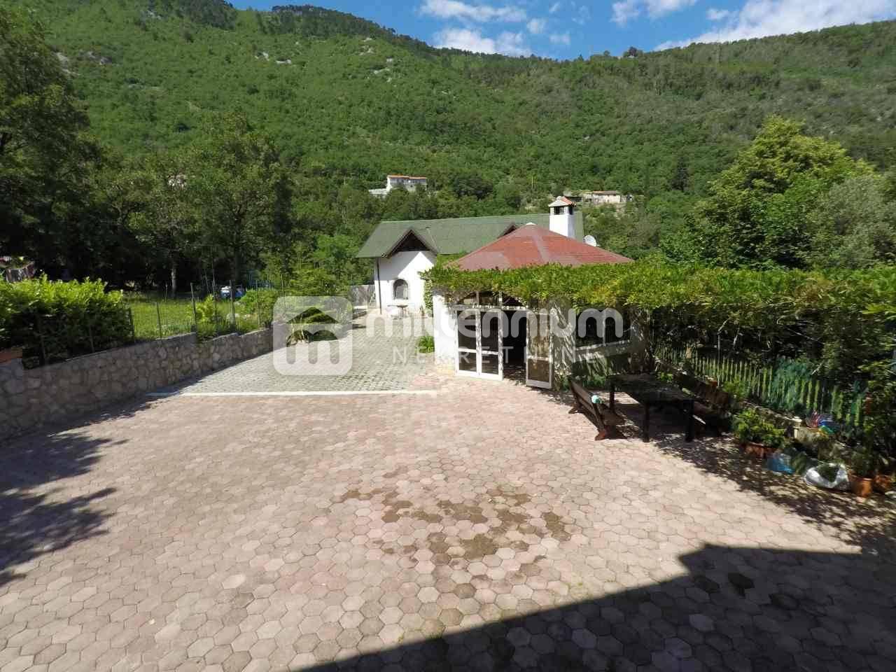 House Mošćenička Draga, 310m2