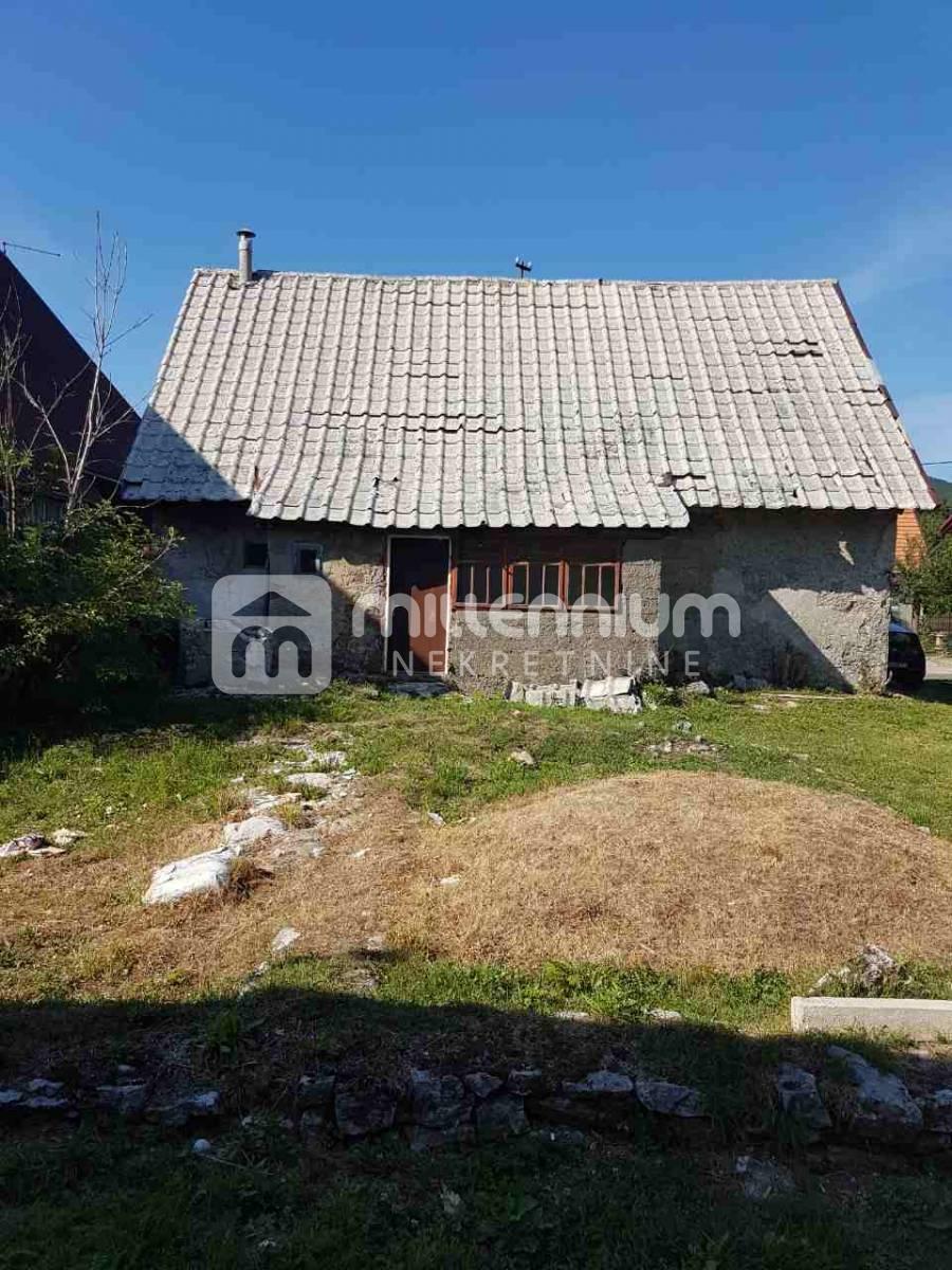 Gorski kotar, Mrkopalj, starina s 1249m2 terena