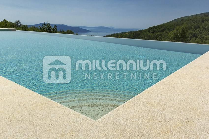 Mošćenice, nova vila s bazenom
