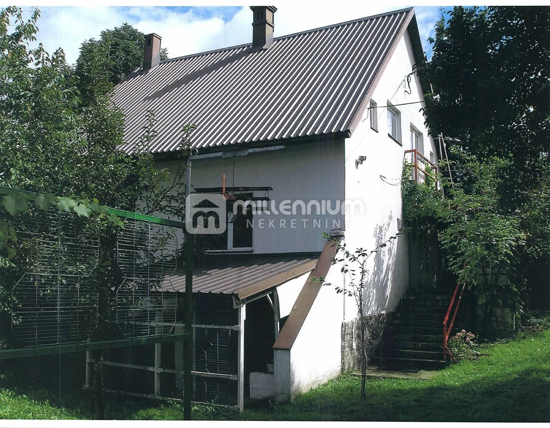 Gorski kotar, Delnice, 228m2, uređena kuća u centru
