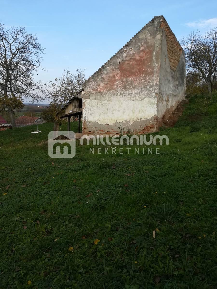 Beli Manastir, kuća s velikom okućnicom