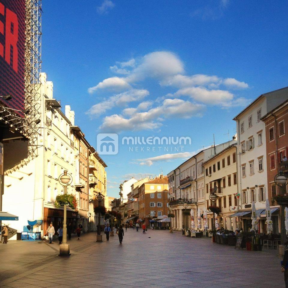 Rijeka, Centar, 53m2, poslovni prostor za 38.500€/hrk