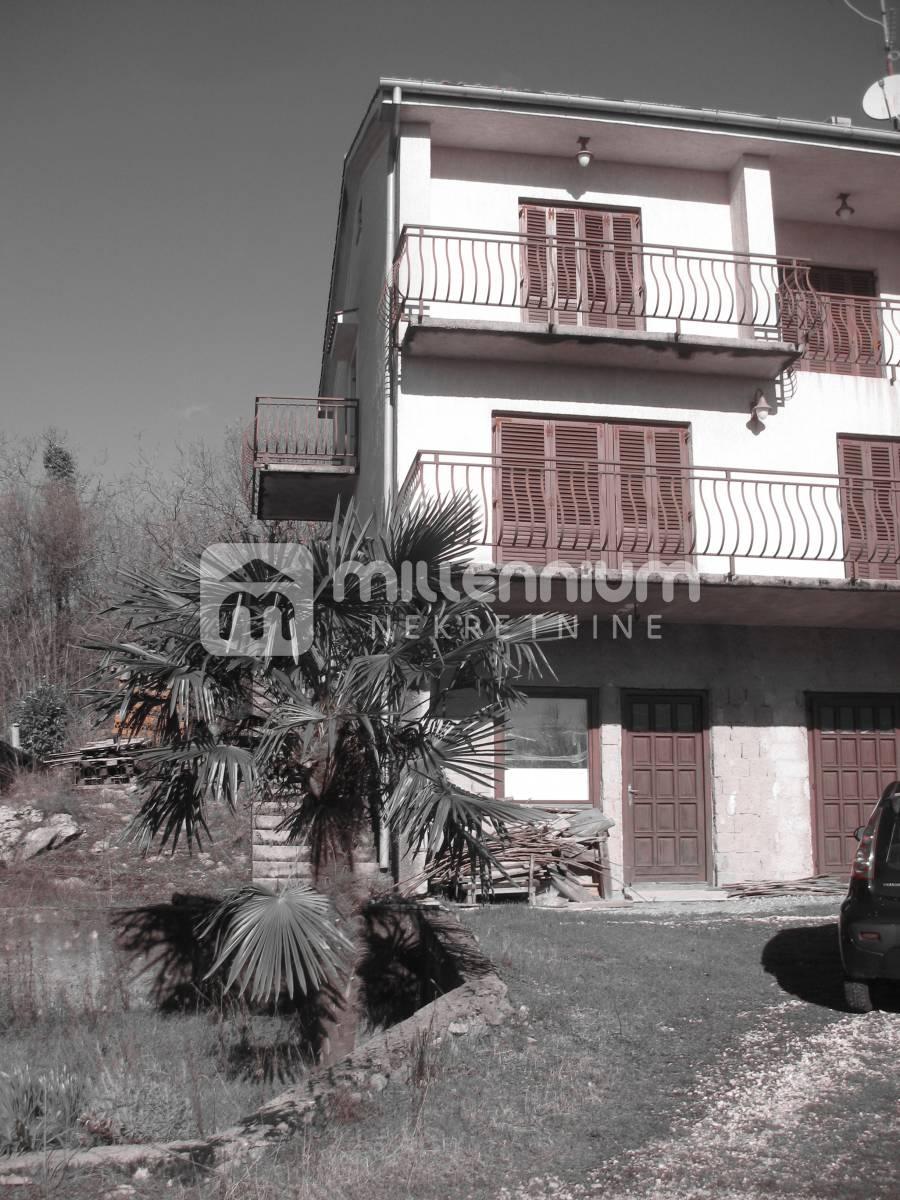 Matulji, 357m2, samostojeća kuća s okućnicom