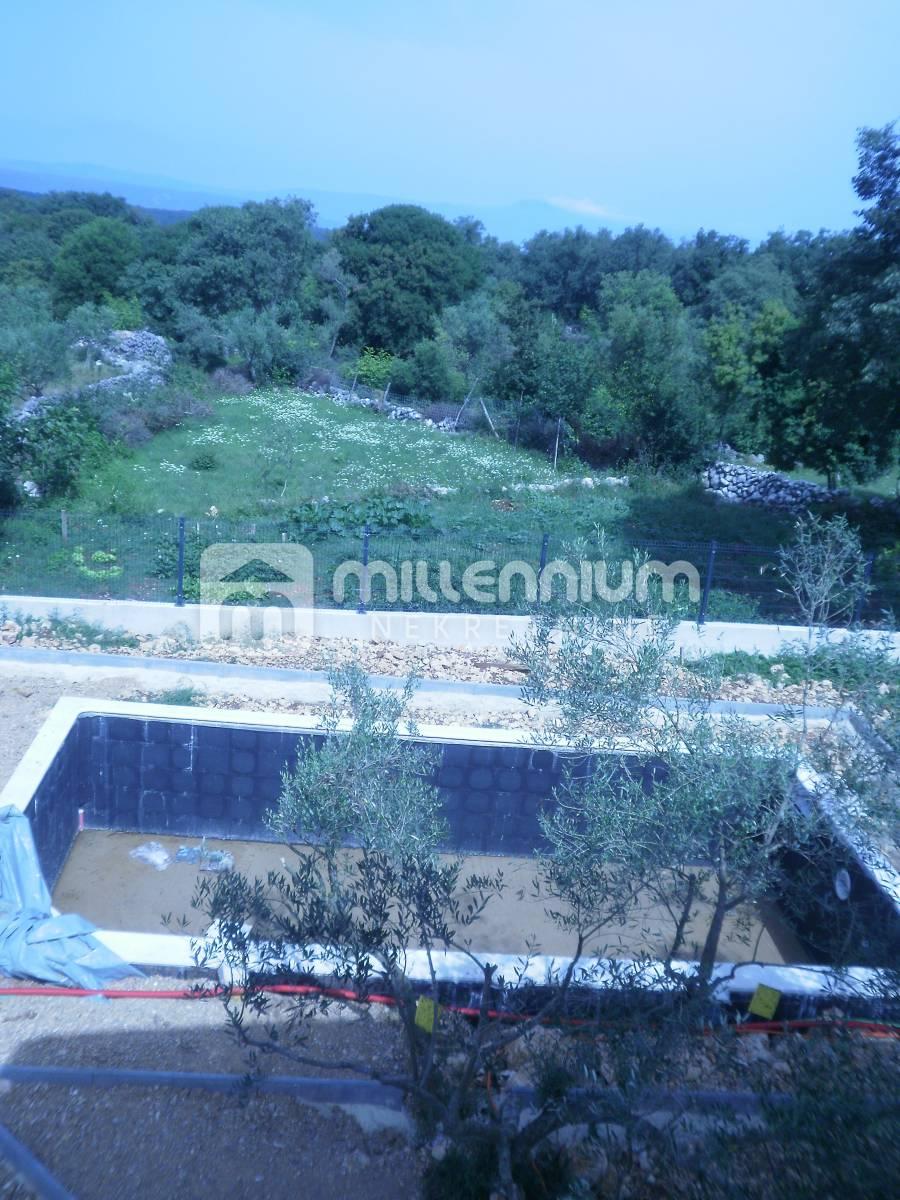 Otok Krk, Linardići, novogradnja, kuća s bazenom