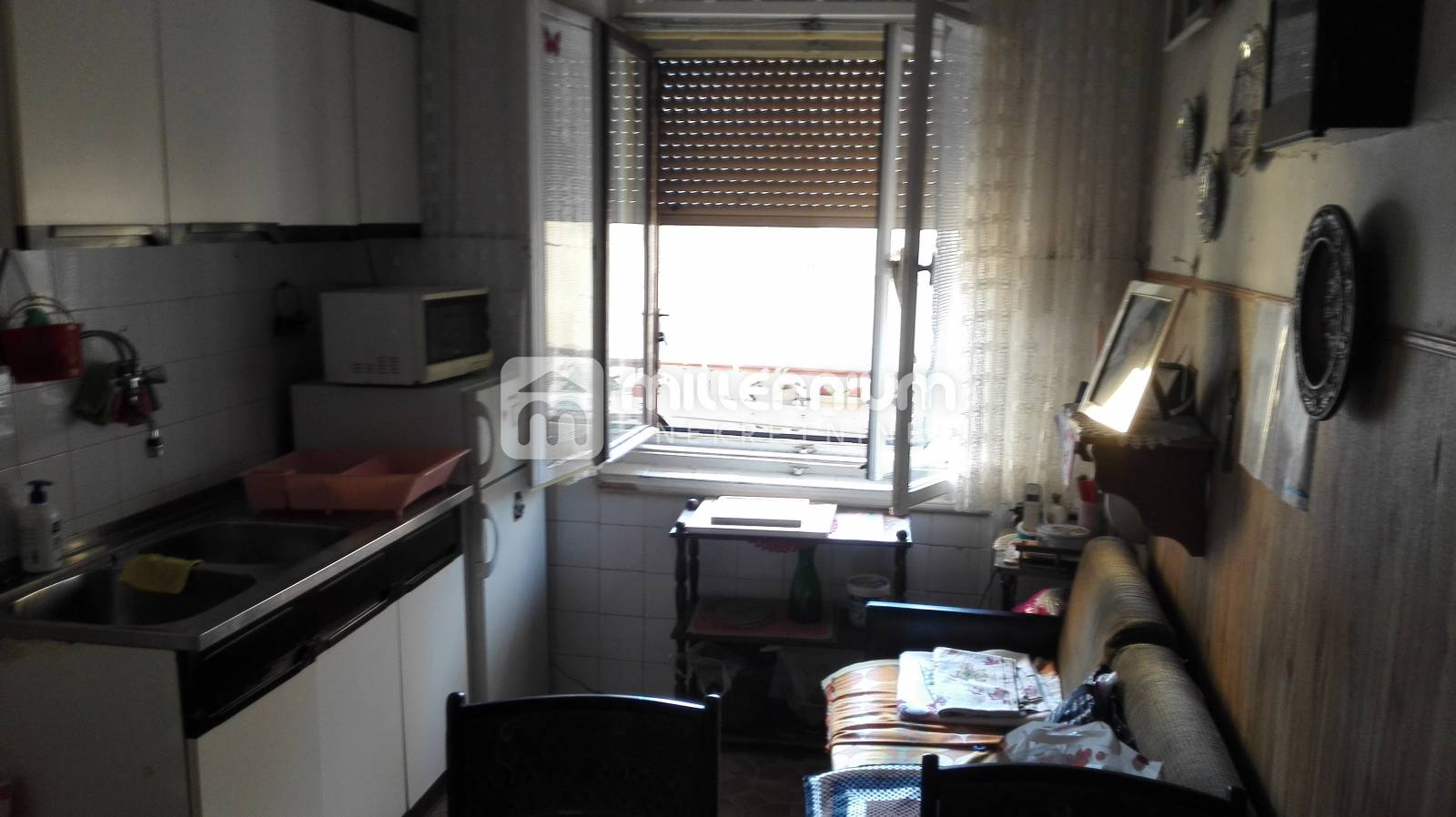 Rijeka, Centar, 158.52m2, 6-sobni stan s balkonom