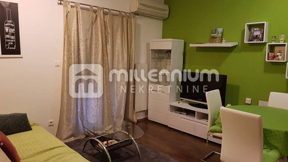 Rijeka, Marinići, 44.71m2, 1-sobni stan s db i terasom