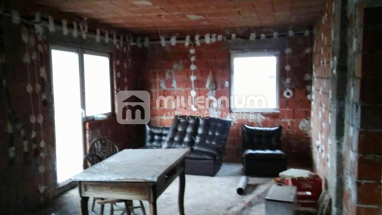Gorski Kotar, Mrkopalj, kuća, novogradnja