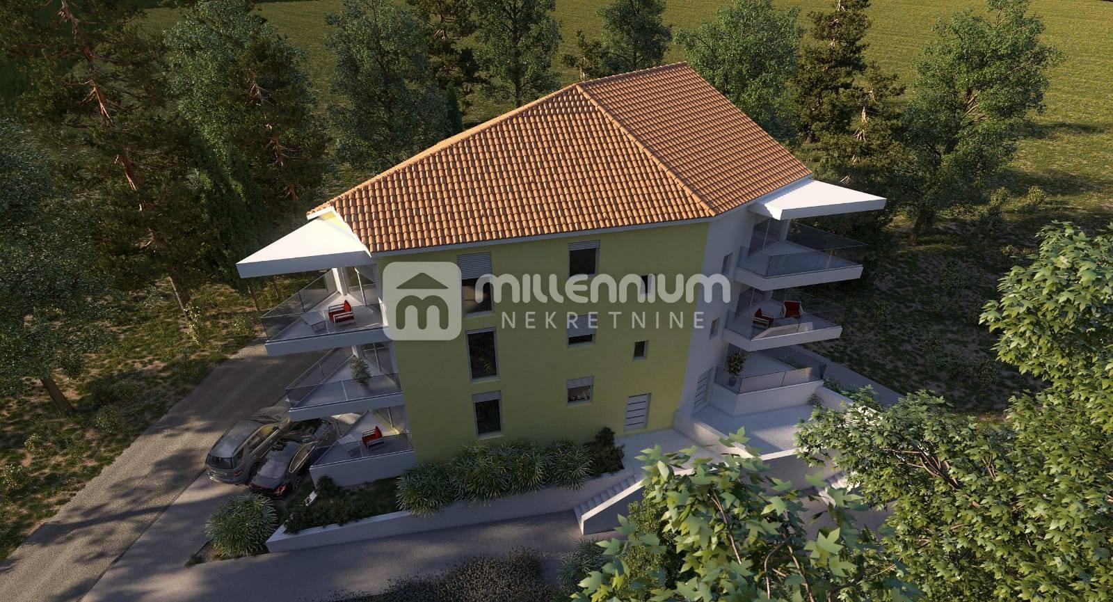 Appartamento Srdoči, Rijeka, 76m2