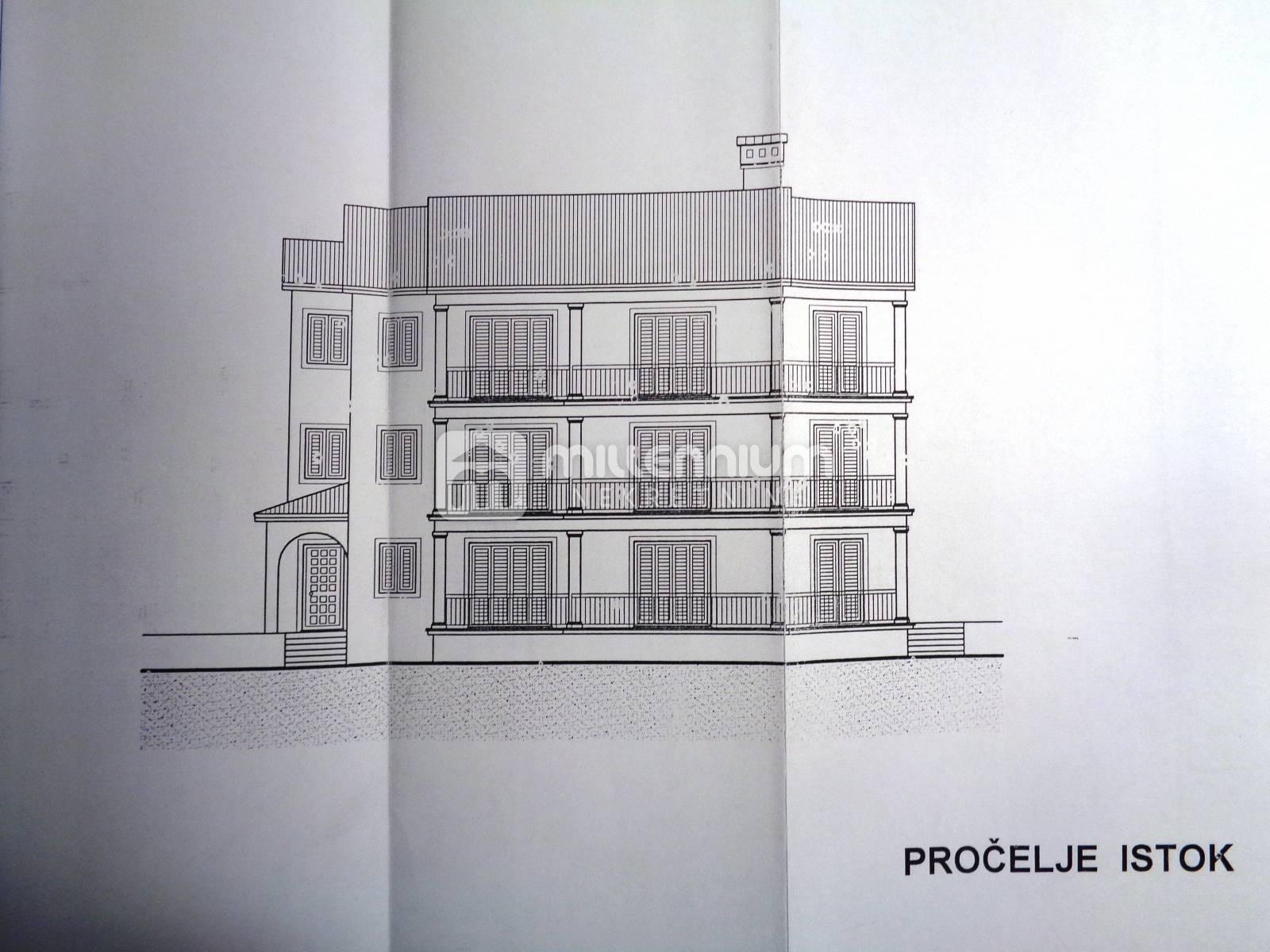 Opatija, Veprinac, građevinsko zemljište od 1.272m2