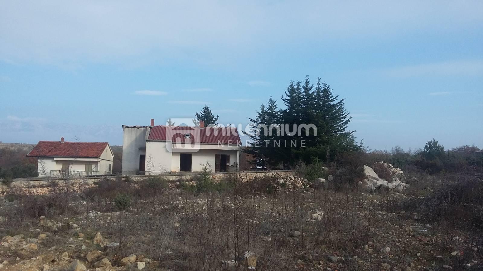 Zadar, Slivnica, započeta gradnja