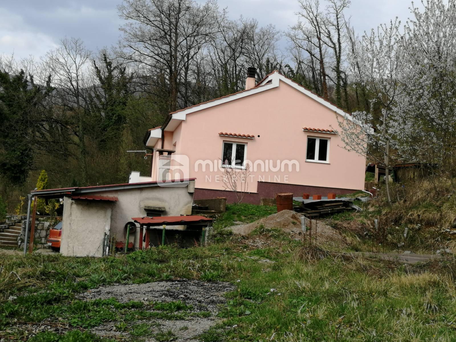 OPATIJA, VEPRINAC, KUĆA 103m2, OKUĆNICA 960m2