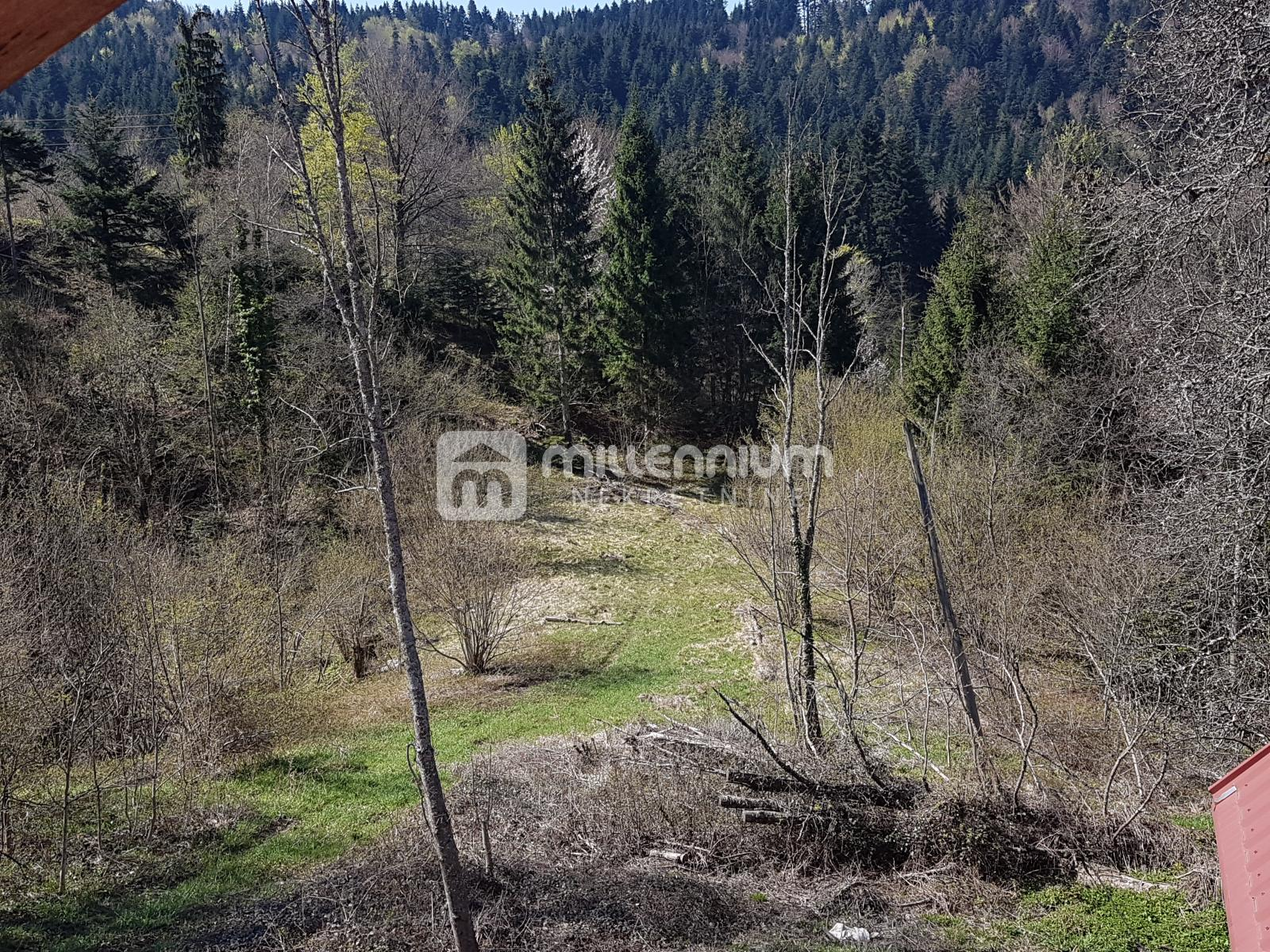 Gorski kotar, Vrbovsko, kuća 200m2 s okućnicom
