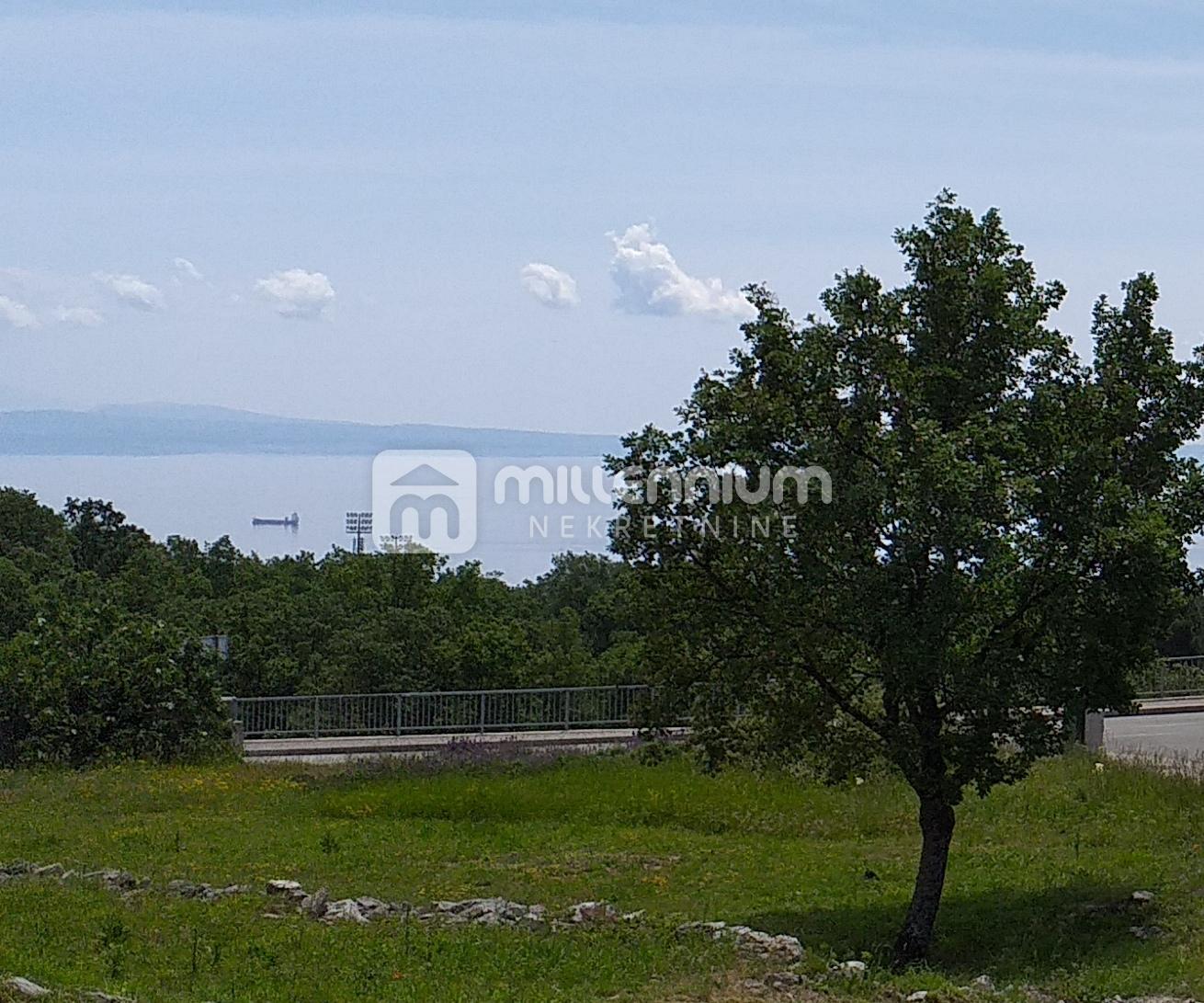 Rijeka, Pehlin, građevinsko zemljište od 830m2