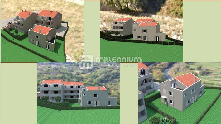 Mali Lošinj, novogradnja, kuća 250m od mora