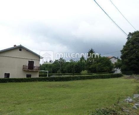 Klana, građevinsko zemljište od 750m2 za 25.000€/hrk