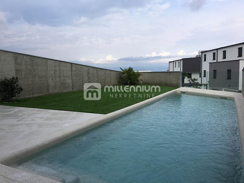 Otok Krk, moderna vila s bazenom